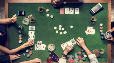 Guide to Playing Poker for the First Time